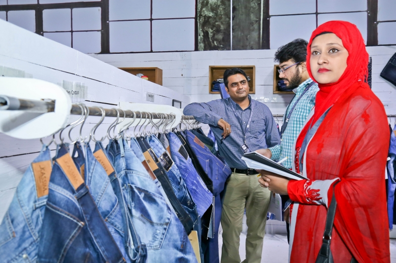 Kassim Textile (Pvt ) Ltd | Bangladesh Denim Expo