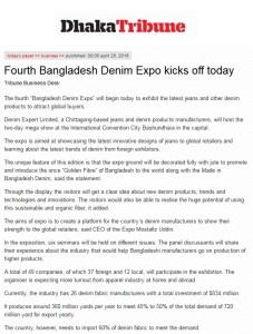 Dhaka Tribune 25.04.2016